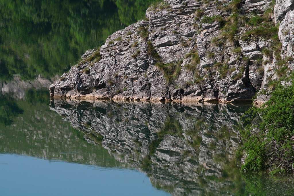 Jezero Klinje (Foto: Mirko Okuka)
