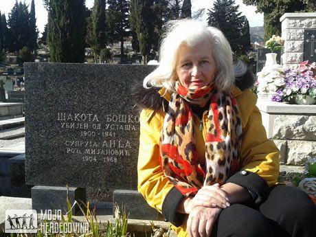 Слободанка Тановић (Фото: Моја Херцеговина)