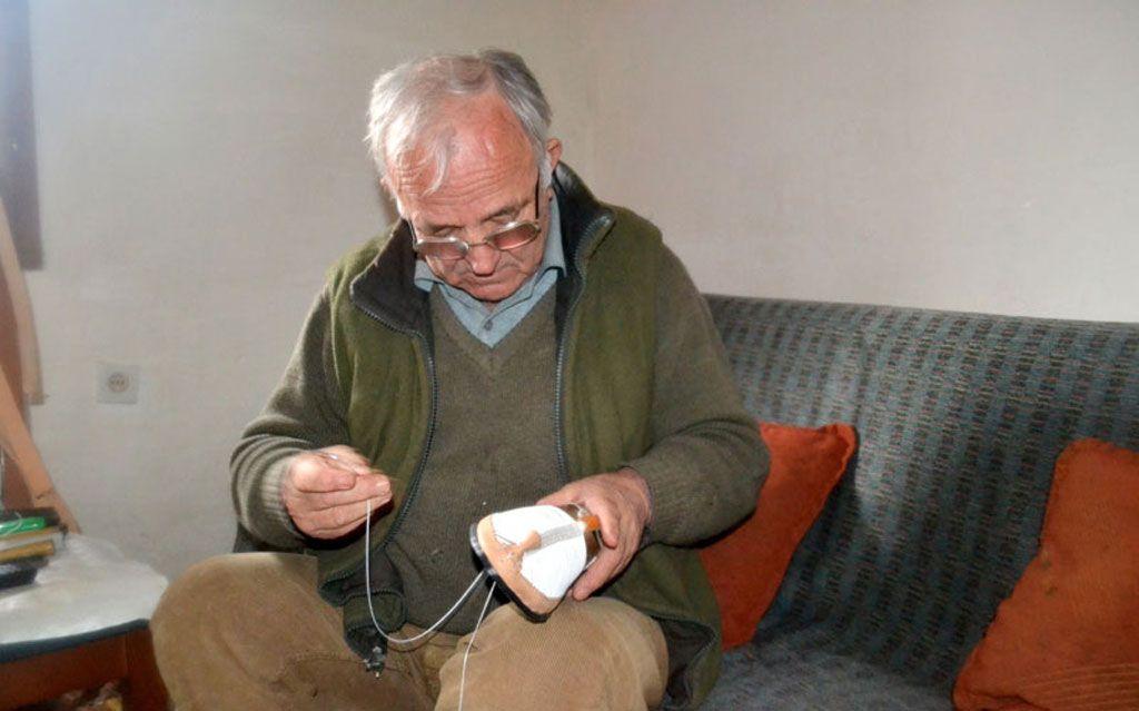 Opanak je opstao i u globalnom selu: Slobodan Slobo Popović