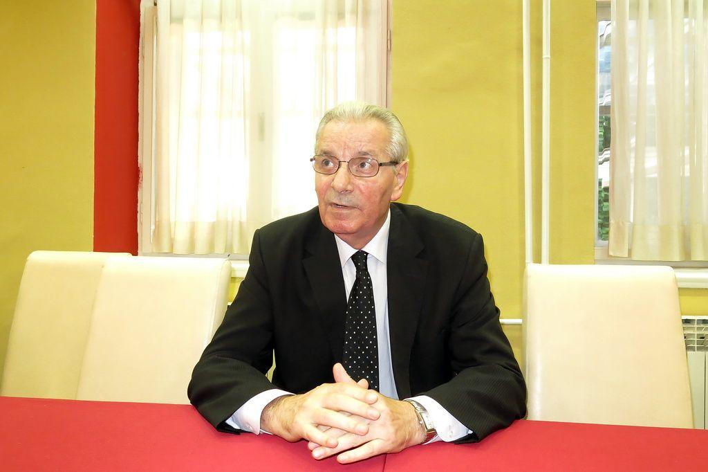Stevo Mirjanić, ministar poljoprivrede, šumarstva i vodoprivrede u Vladi RS