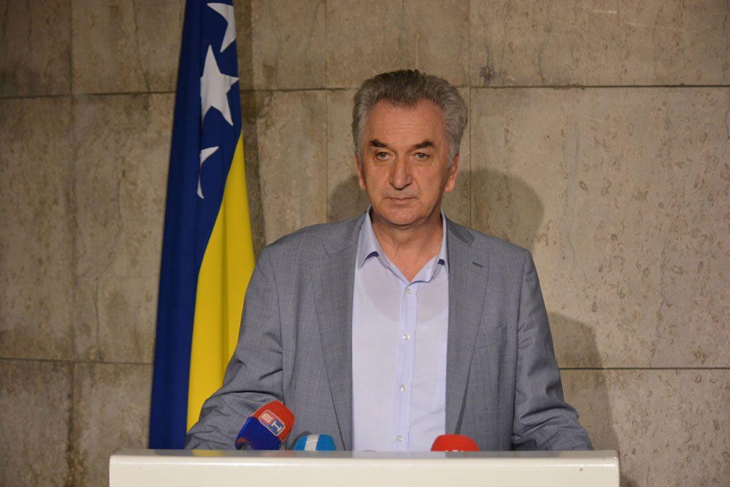 Mirko Šarović (FOTO: Fena)