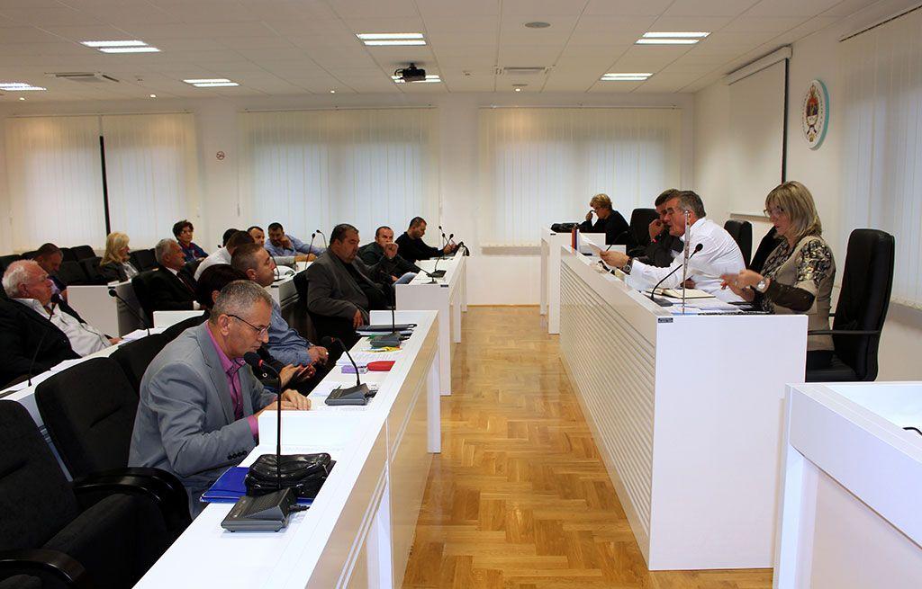 Sjednica bilećke Skupštine (FOTO: Moja Hercegovina/arhiv)