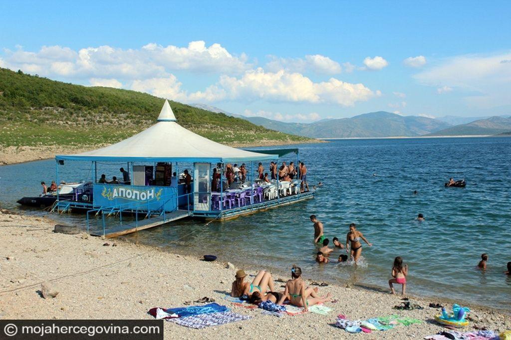 Bilećko jezero (FOTO: Moja Hercegovina)