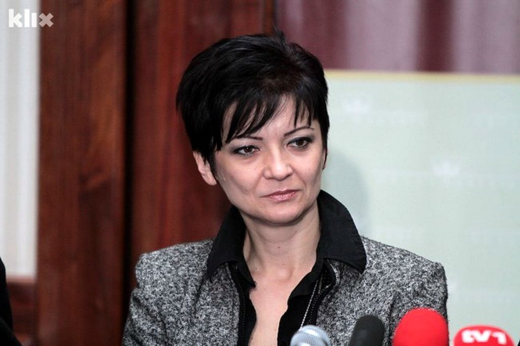 Jasna Barjaktarević (FOTO: Feđa Krvavac / Klix.ba)