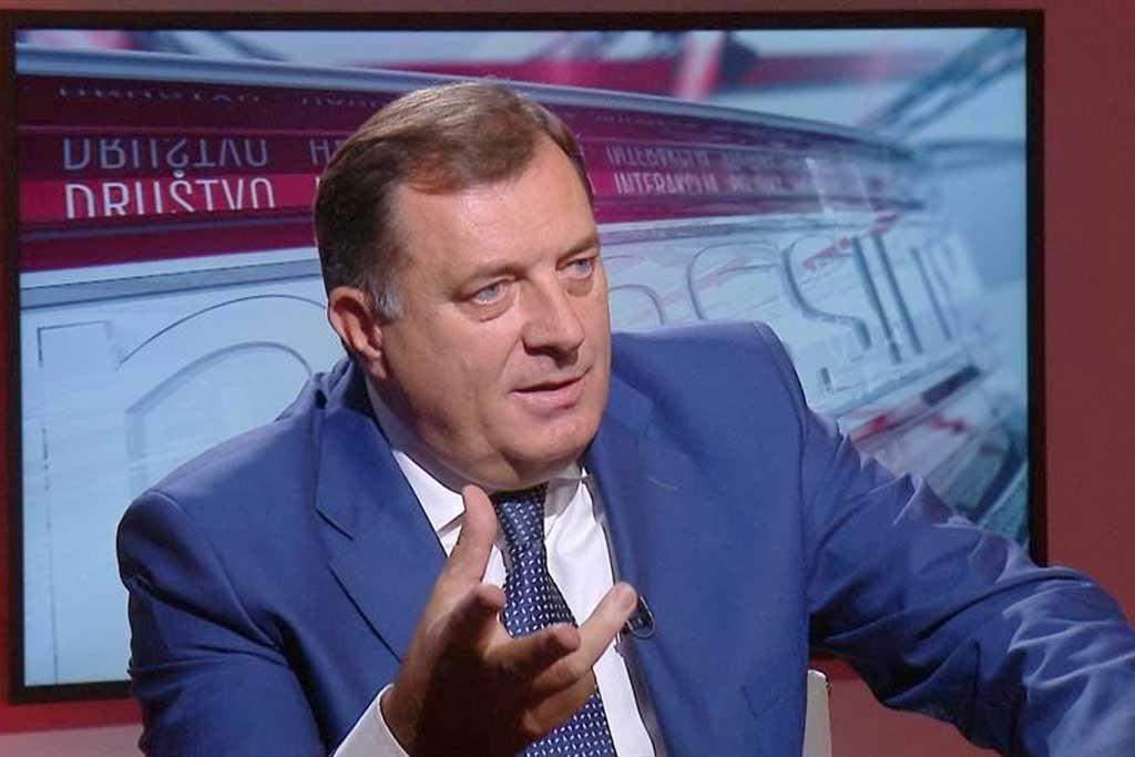 Milorad Dodik (FOTO: N1)