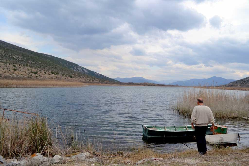 Jezero Škrka (Foto: Žarko Janjić)