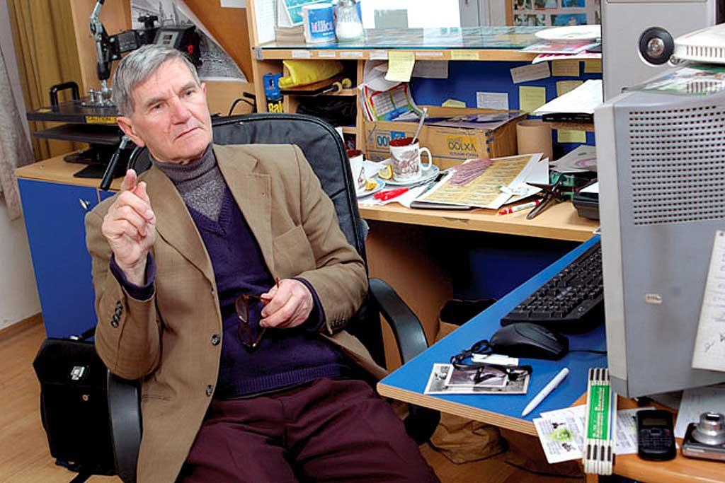 Salih Selimović (Foto: Pečat)