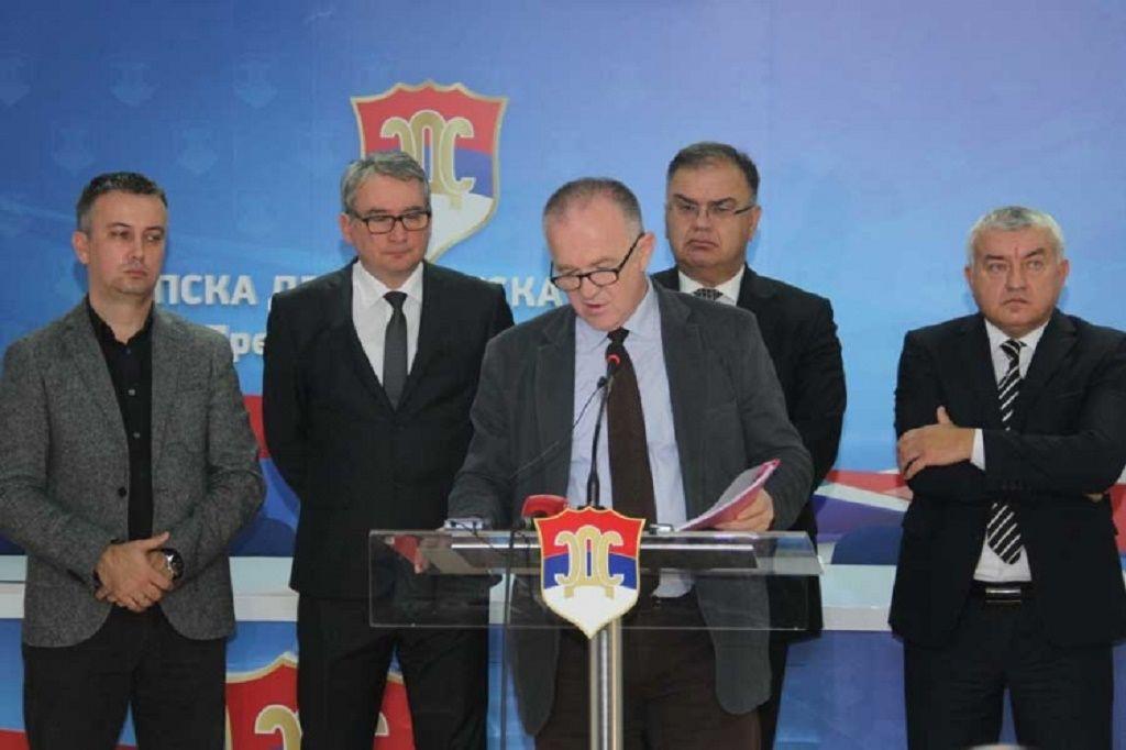 Savez za promjene pozvao Dodika da podnese ostavku i raspiše izbore (Foto: Nezavisne novine)