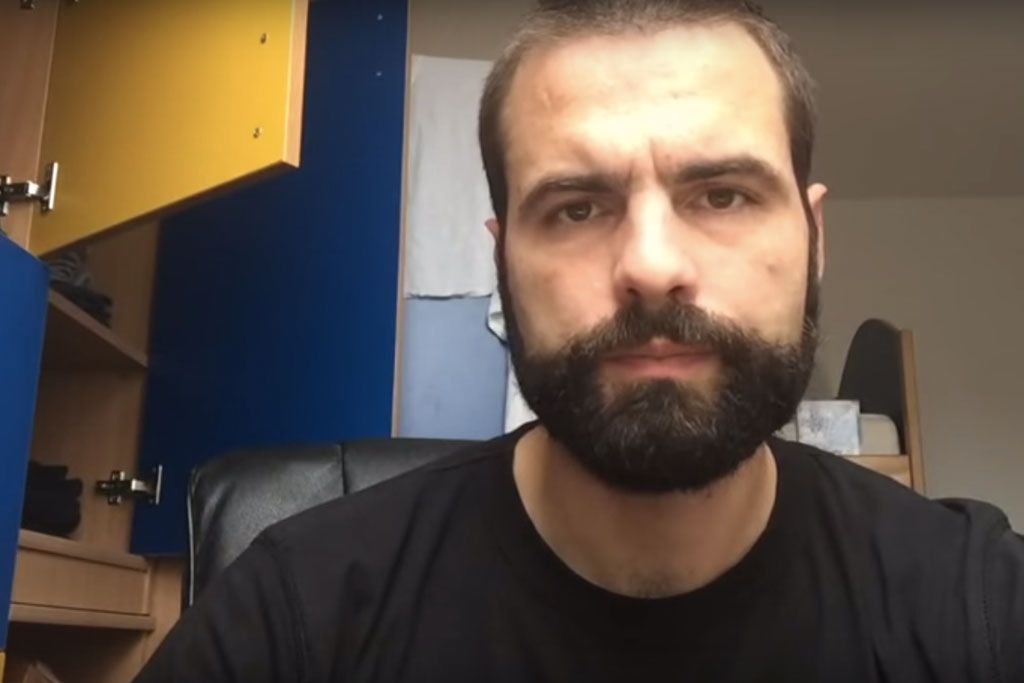 Ander Fejgelj(Foto: YouTube screenshot)