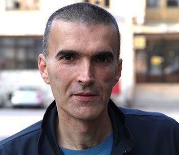 Branimir Tamindžija, predsjednik Udruženja oboljelih od multipla skleroze regije istočne Hercegovine (FOTO: Moja Hercegovina)