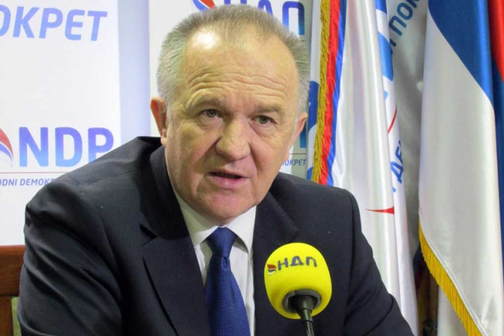 Dragan Čavić (Foto: Agencije)