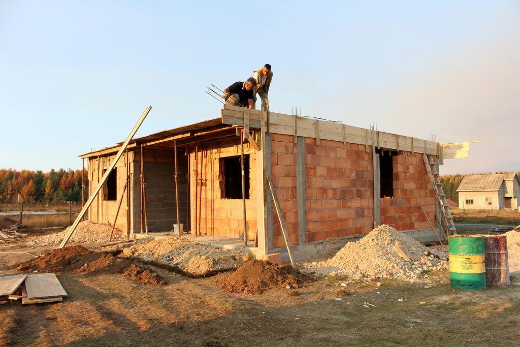 Gradnja kuće (FOTO: Moja Hercegovina)