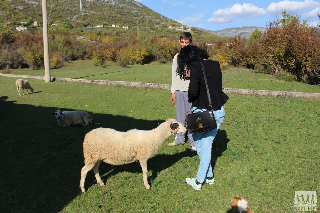 Druženje u Gornjem Grančarevu (Foto: Moja Hercegovina)