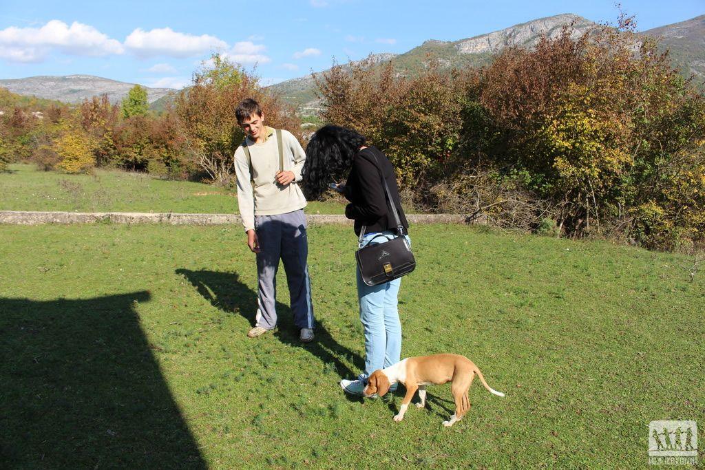 Merilin se mota oko nogu (Foto: Moja Hercegovina)