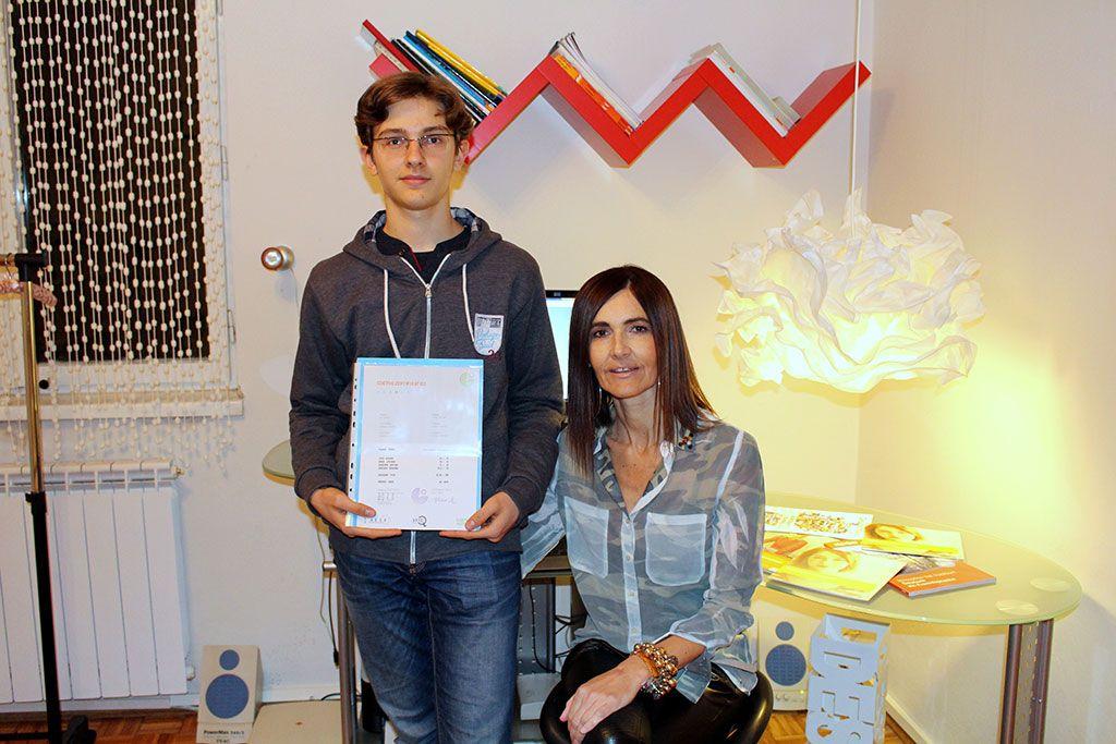 Mateja Projević i Tamara Tomović (FOTO: Moja Hercegovina)