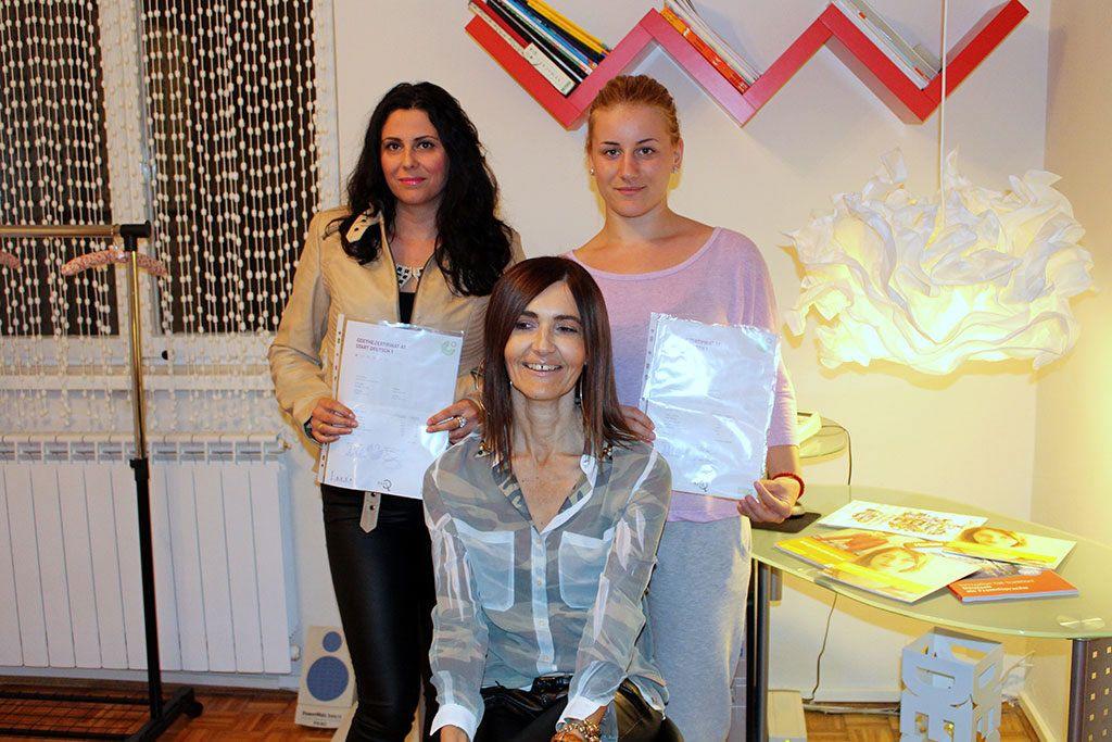 Dijana, Tamara i Jelena (FOTO: Moja Hercegovina)