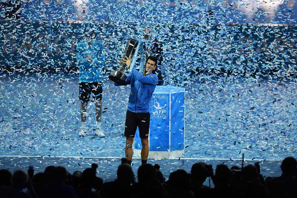 Novak Đoković (Foto: Tony O'Brien/Reuters)