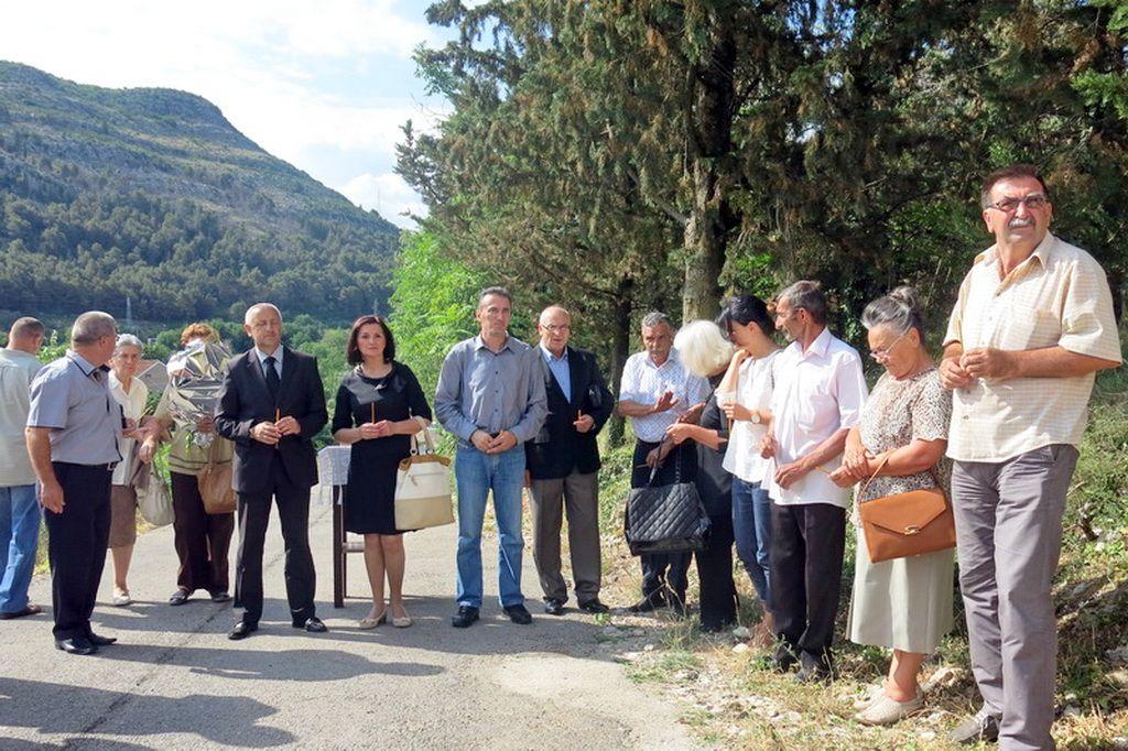 Potomci pridvoračkih mučenika (Foto: Moja Hercegovina - arhiva)