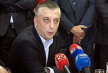 Srđan Bubalo pristupio DNS-u (Foto: Moja Hercegovina)