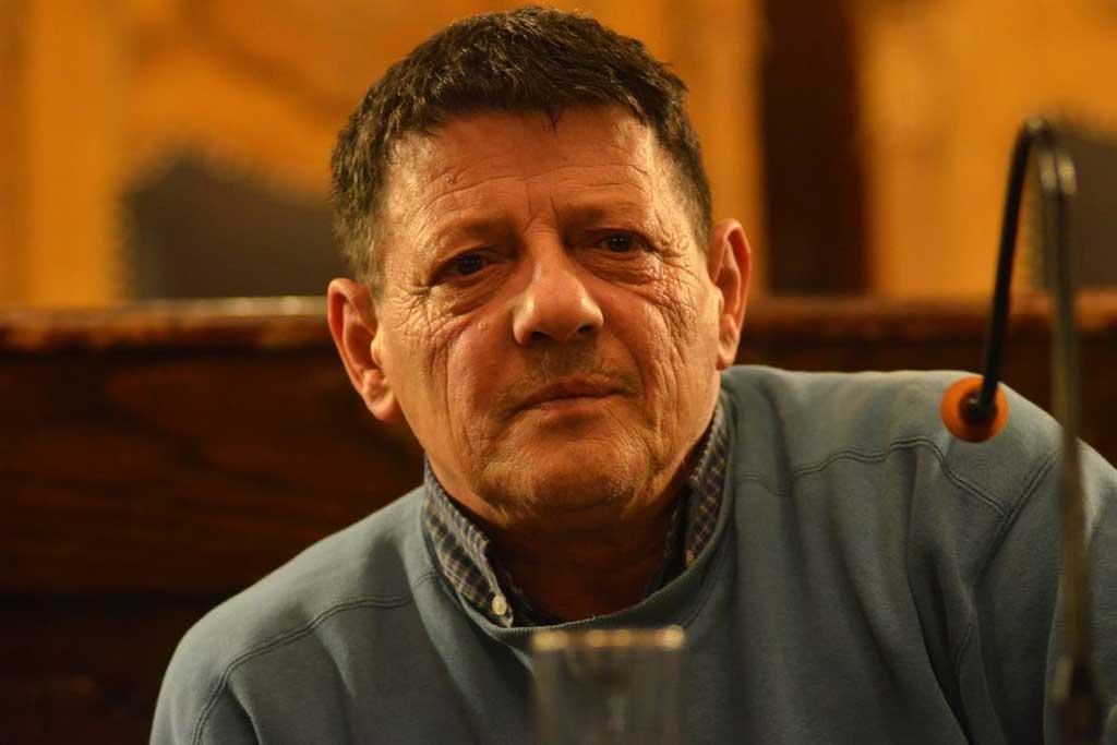 Svetislav Basara (Foto: danilokis.rs)