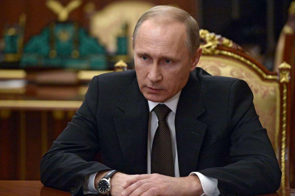 Vladimir Putin (FOTO: EPA)