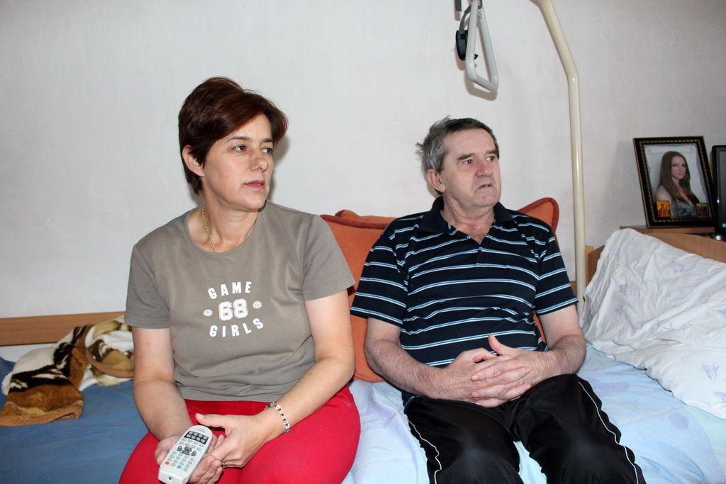 Borka i Dragan Piljević (Foto: Moja Hercegovina)