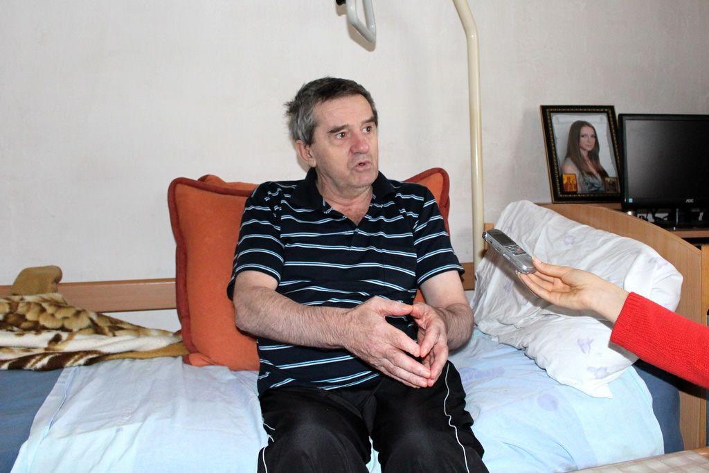 Put do svojih prava je težak; Dragan Piljević (Foto: Moja Hercegovina)