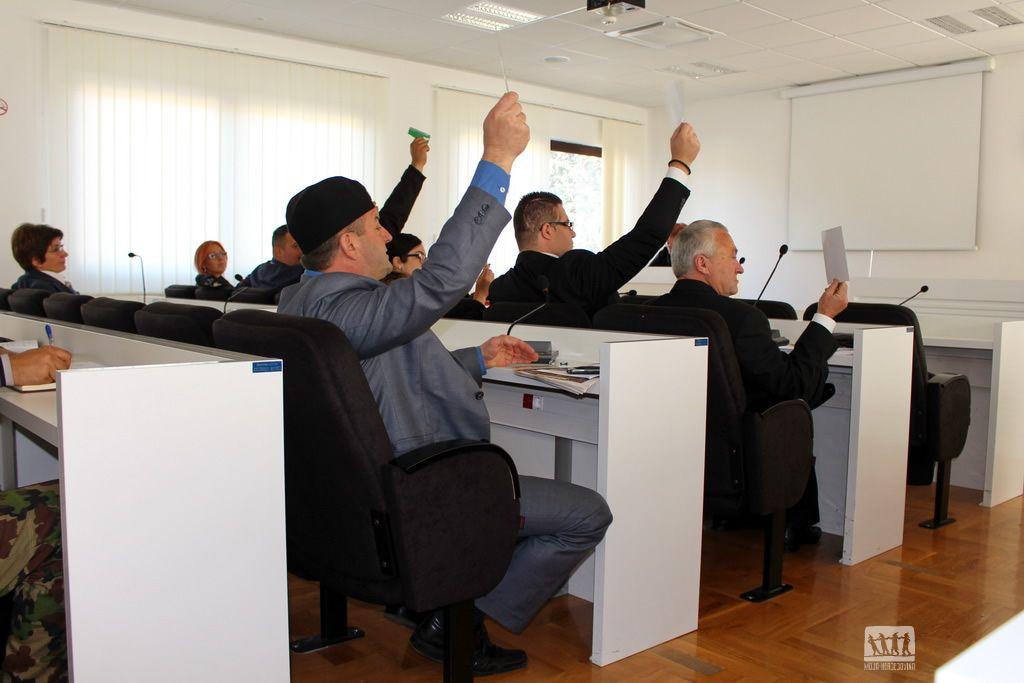 Glasanje, SO Bileća (FOTO: Moja Hercegovina)