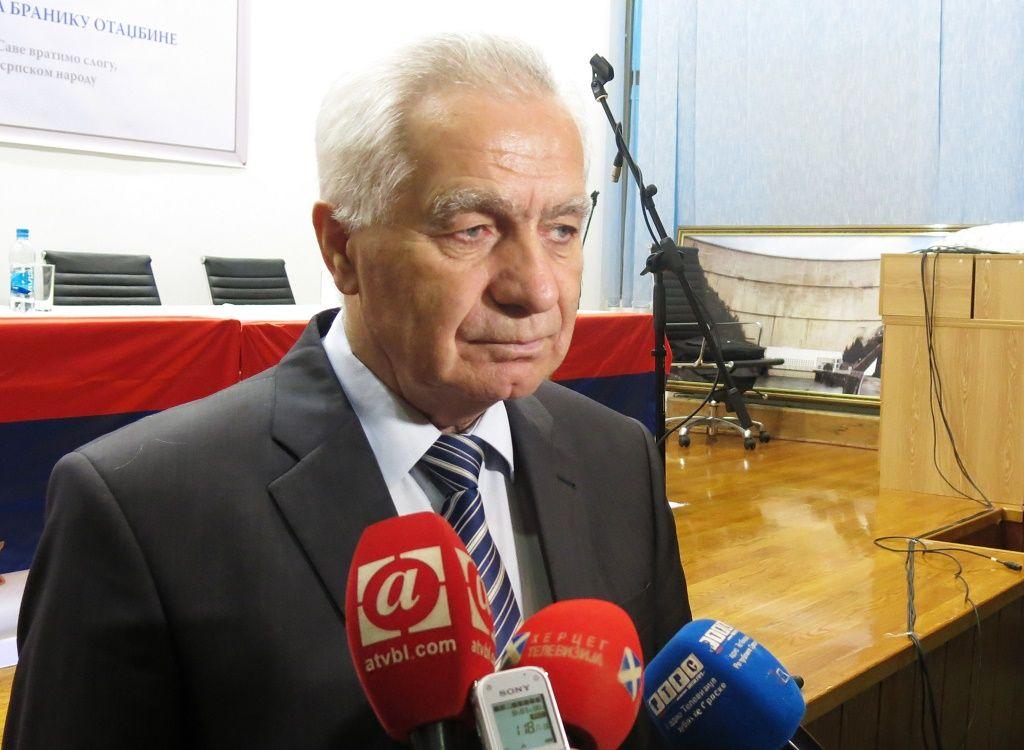 Momčilo Krajišnik (Foto: Moja Hercegovina)