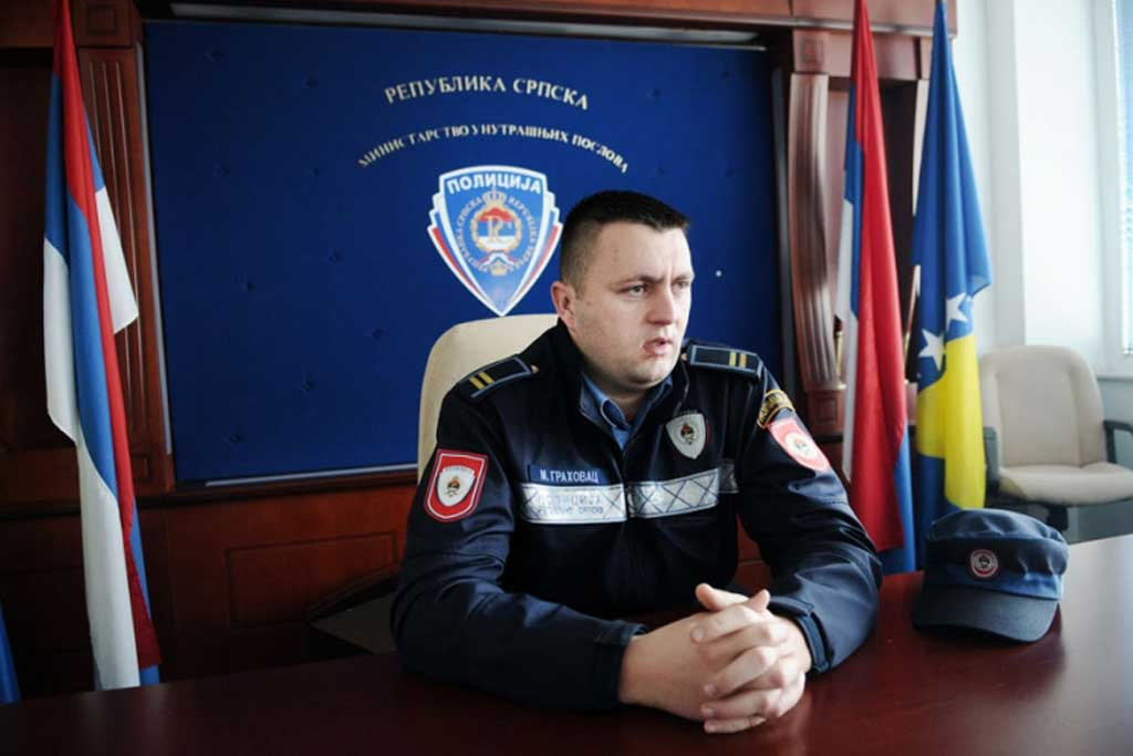 Miloš Grahovac: (Foto: A. Čavić)