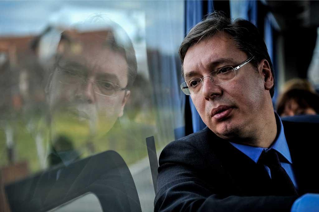 Aleksandar Vučić (Foto: Tanjug/M. Đoković)