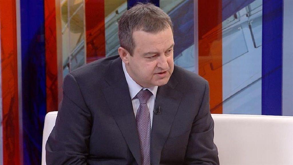 Ivica Dačić (Foto: N1)