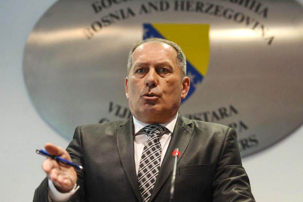 Dragan Mektić (FOTO: AA/arhiv)