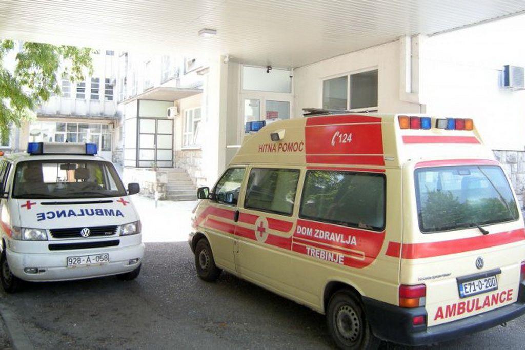 Hitna pomoć Trebinje (FOTO: Avaz.ba)