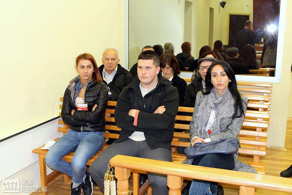 Jadranka Mrkai, Milan Dučić i Nevenka Batinić (FOTO: Moja Hercegovina)