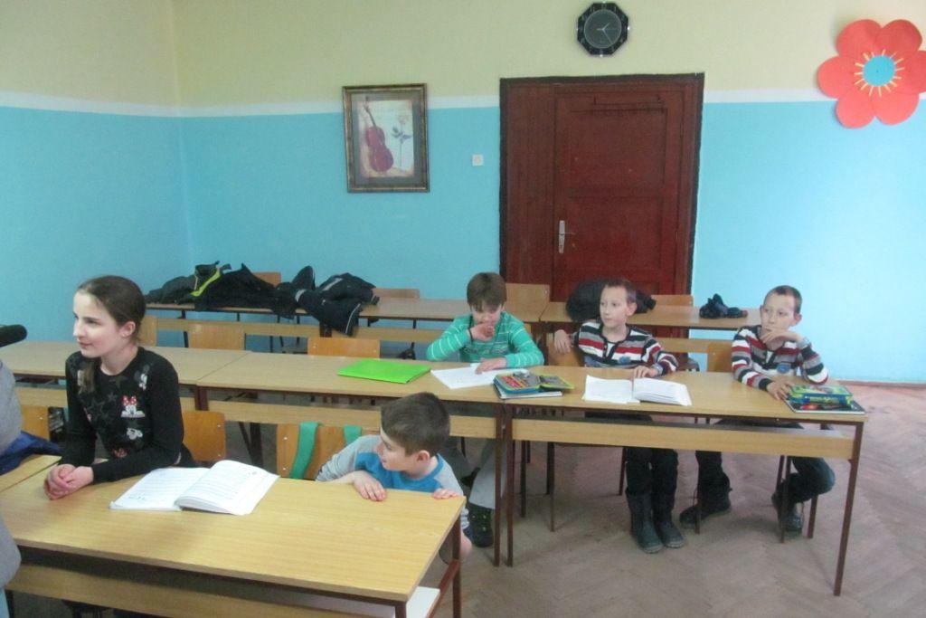 """Učenici muzičke škole """"Sveti Roman Melod"""" iz Nevesinja (FOTO: Moja Hercegovina)"""