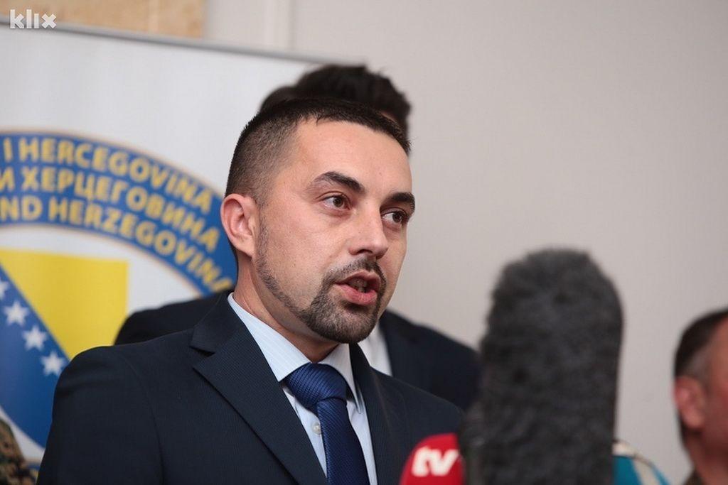 Boris Jerinić (FOTO: Klix.ba)