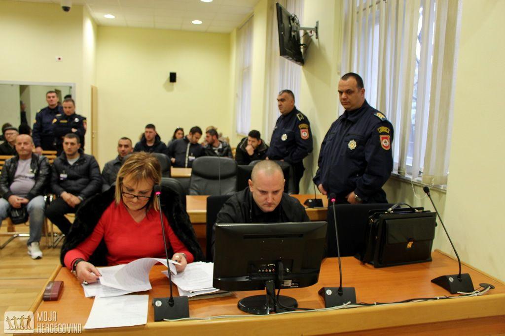 Suđenje Nemanji Iliću (FOTO: Moja Hercegovina)