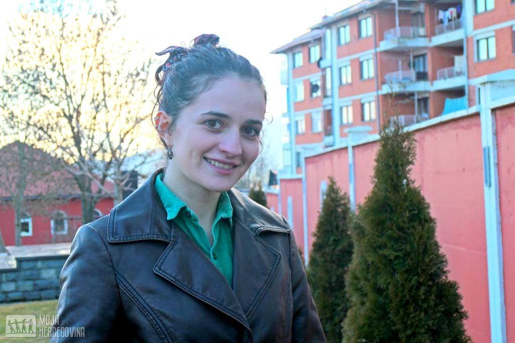 Kristina Grubačić (FOTO: Moja Hercegovina)