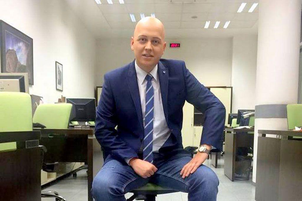 Marko Vejić (Foto: privatna arhiva)
