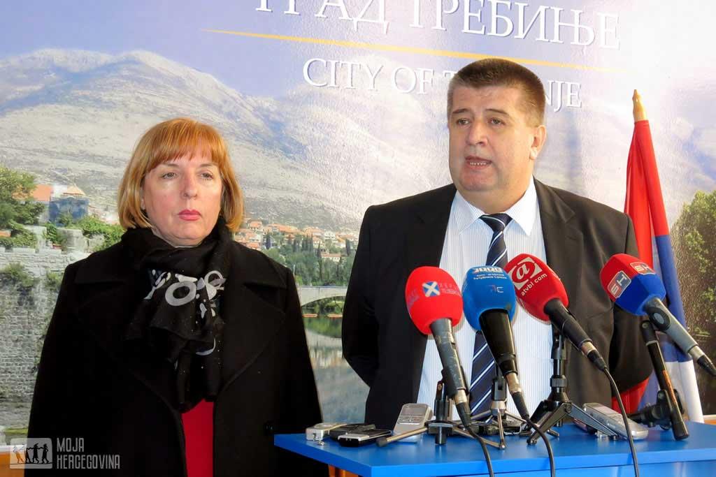 Mila Marić i Slavko Vučurević (Foto: Moja Hercegovina)
