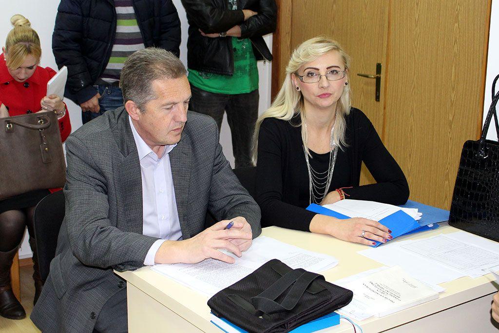Predstavnici Pravobranilaštva RS i Grada Trebinja (FOTO: Moja Hercegovina)