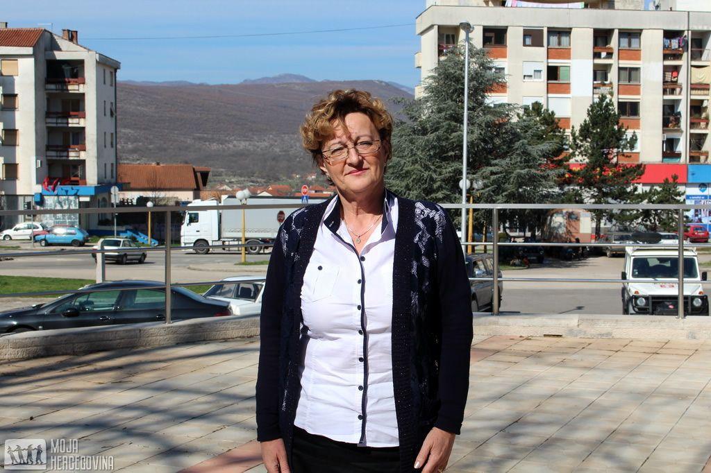 Branka Radmilović (FOTO: Moja Hercegovina)