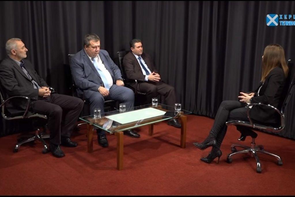 """Budinčić, Aleksić i Šiljegović u emisiji """"Sedmi dan"""""""