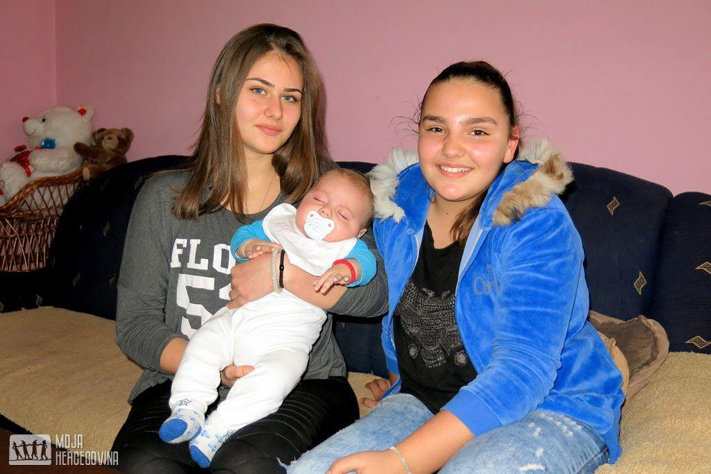 Andrea, Luka i Angelina (Foto: Moja Hercegovina)