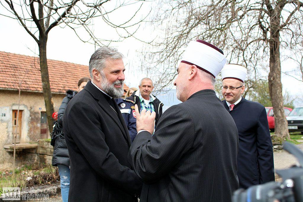 Poglavar Islamske zajednice u BiH Husein Kavazović (FOTO: Moja Hercegovina)
