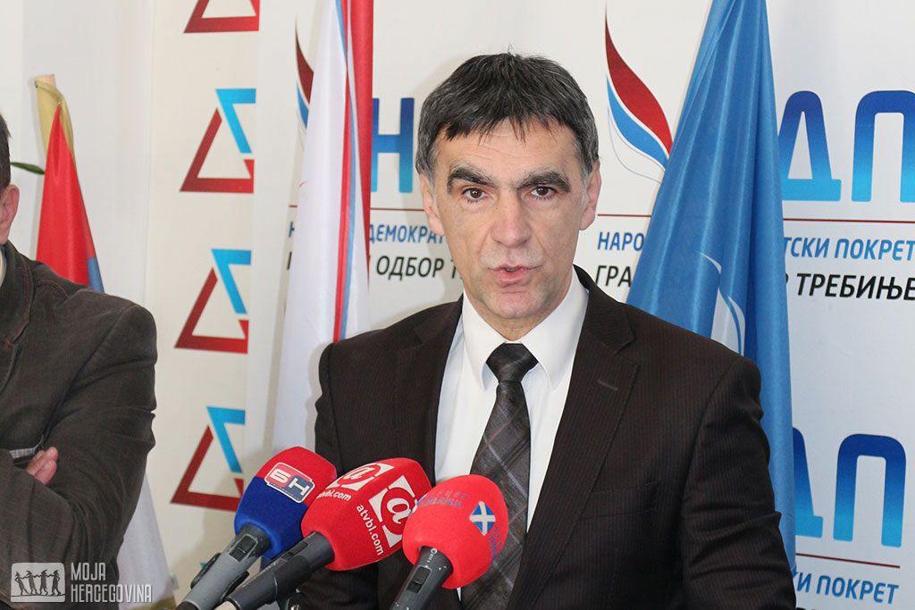 Zdravko Krsmanović (FOTO: Moja Hercegovina)