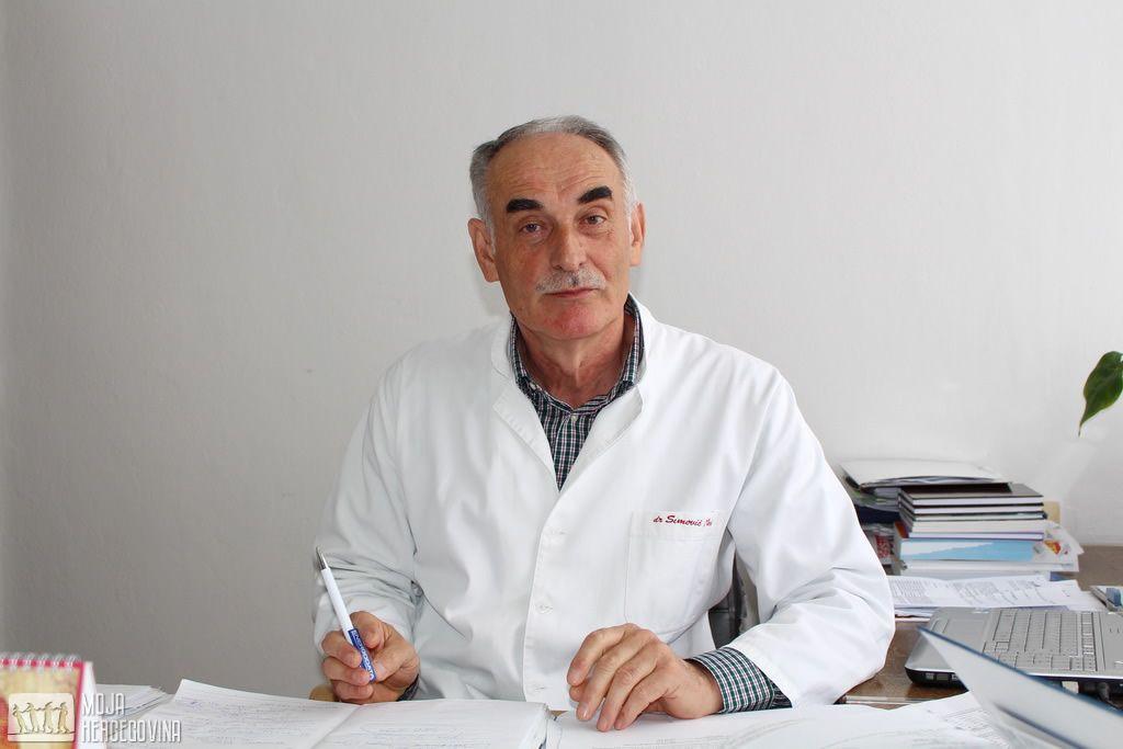 Dr Neđo Simović (FOTO: Moja Hercegovina)