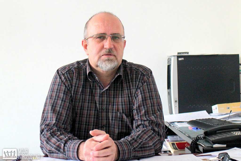 Ranko Mastilović (FOTO: Moja Hercegovina)