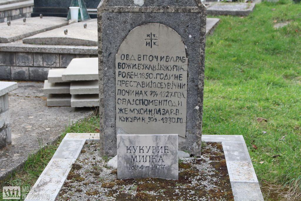 Porodična grobnica Kukurića (FOTO: Moja Hercegovina)